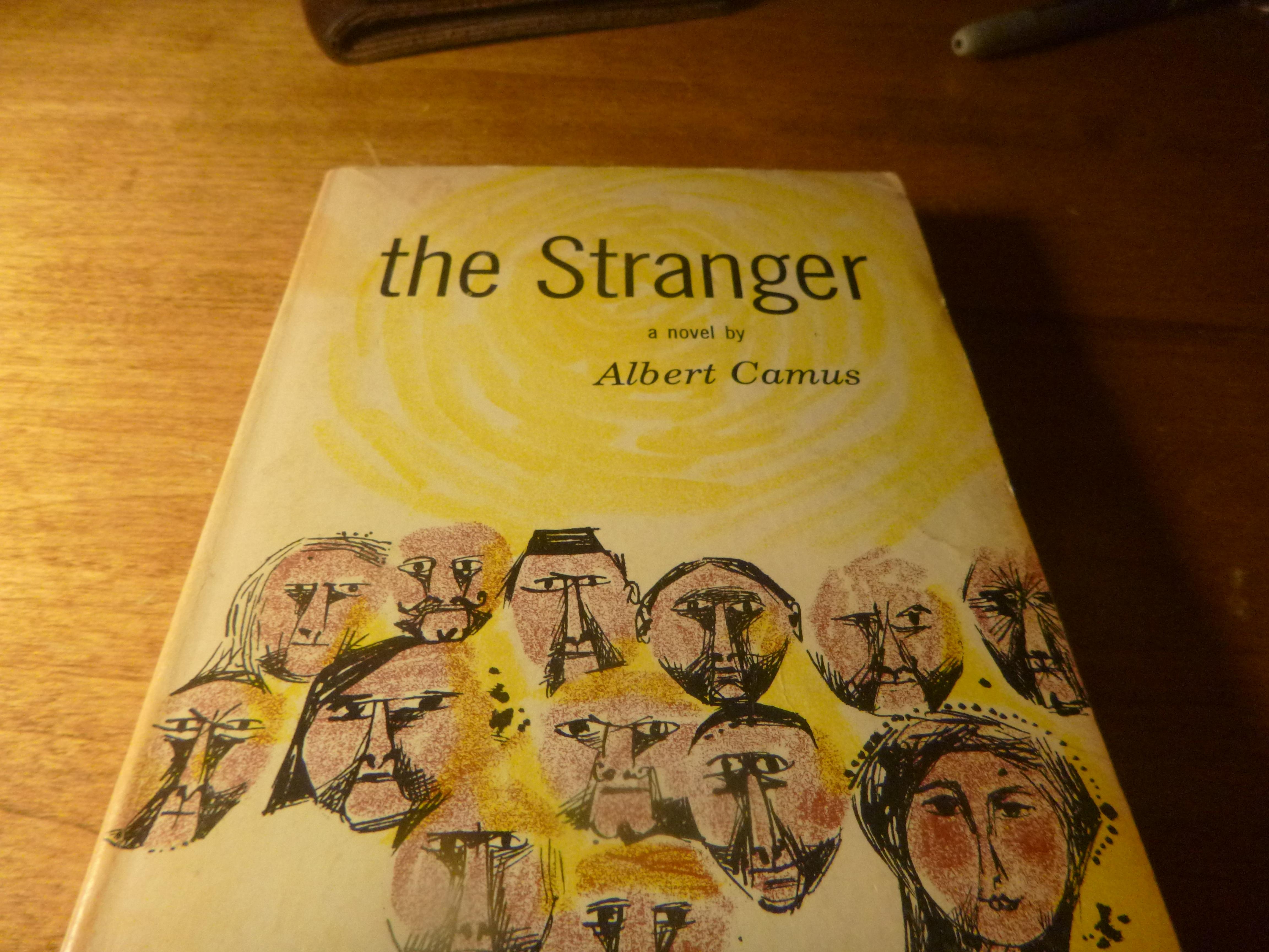 camus the stranger essays